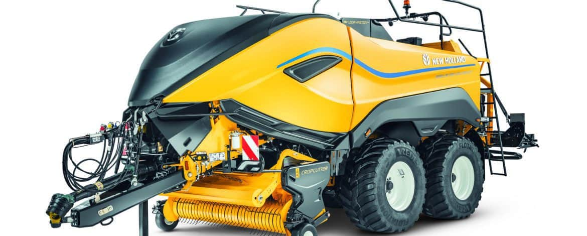 NUEVA EMPACADORA NEW HOLLAND 1290 HIGH DENSITY